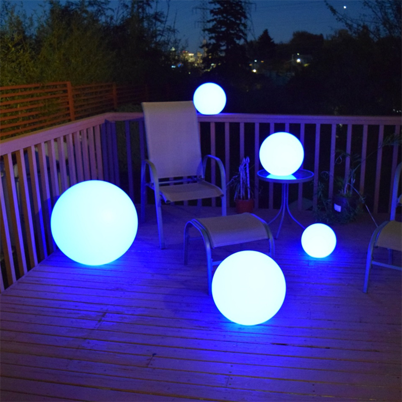 Led Big Ball Rsg Lights