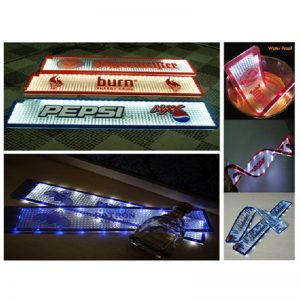 LED Bar Mat