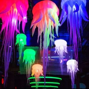 Inflatable Jelly Fish